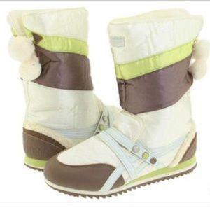asics tiger boots womens